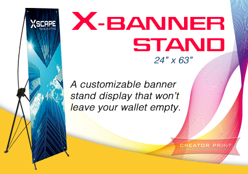 x-banner-stand